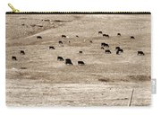 Cow Droppings Carry-all Pouch