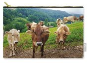 Cow Gazing  Carry-all Pouch