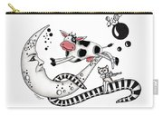 Cow Jumps Over The Moon Carry-all Pouch