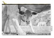 Cow Milk Carry-all Pouch