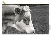 Cow Portrait Carry-all Pouch