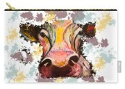 Cow Splotch Carry-all Pouch
