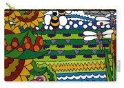 Cowbirds Carry-all Pouch by Rojax Art