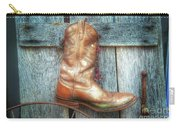 Cowboy Boot Rack Carry-all Pouch