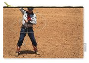 Cowboy Entertainer Carry-all Pouch