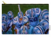 Cowboy Huddle Carry-all Pouch
