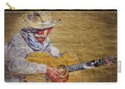 Cowboy Poet Carry-all Pouch