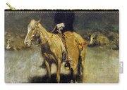 Cowboy Singing Carry-all Pouch
