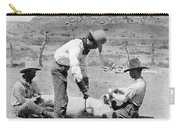 Cowboys: Branding Cattle Carry-all Pouch
