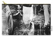 Cowboys, C1900 Carry-all Pouch