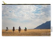 Cowboys On The Open Range Carry-all Pouch