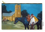 Cowboy's Prayer Carry-all Pouch