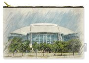 Cowboys Stadium Carry-all Pouch
