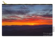 Cowee Sunset Carry-all Pouch