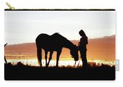 Cowgirl Companion Carry-all Pouch