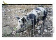 Cowpig On The Farm Carry-all Pouch