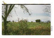 Cows And Farm In Michigan  Carry-all Pouch