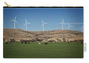 Cows And Windmills Carry-all Pouch