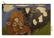 Cow's Carry-all Pouch