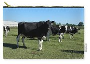 Cows In A Row Carry-all Pouch