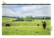 Cows In The Country Carry-all Pouch