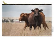 Cows In The Fall Pasture Carry-all Pouch