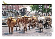 Cowtown Stockyards Carry-all Pouch