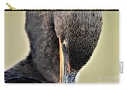 Coy Cormorant Carry-all Pouch