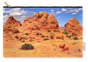 Coyote Buttes Pastel Landscape Carry-all Pouch