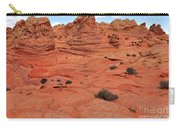 Coyote Buttes Pink Landscape Carry-all Pouch
