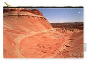 Coyote Buttes Swirling Sandstone Carry-all Pouch