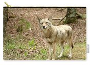 Coyote In Cades Cove Carry-all Pouch