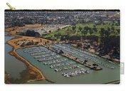 Coyote Point Marina San Francisco Bay Sfo California Carry-all Pouch