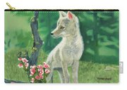 Coyote Pup Carry-all Pouch
