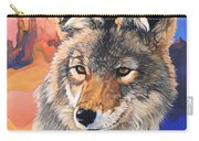Coyote The Trickster Carry-all Pouch