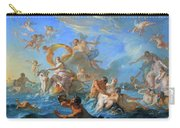 Coypel's The Abduction Of Europa Carry-all Pouch