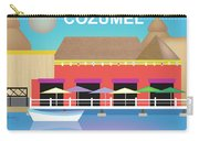 Cozumel Mexico Horizontal Scene Carry-all Pouch