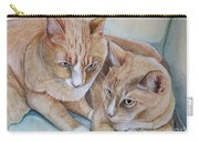 Cozy Cats Carry-all Pouch