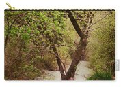 Cozy Stream In American Fork Canyon Utah Carry-all Pouch
