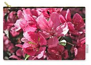 Crab Apple Blossoms 04302015-1 Carry-all Pouch