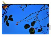 Crab Apples Blue Sky 6510 Carry-all Pouch
