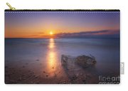 Crab Trap Sunset Le Carry-all Pouch