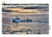 Crabbing Boat Miss Maxine - Smith Island Maryland Carry-all Pouch