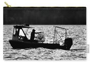 Crabbing On The Pamlico Carry-all Pouch