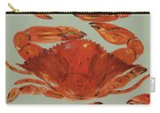 Crabs Tonight Carry-all Pouch