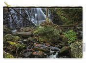 Crabtree Falls In Autumn Carry-all Pouch