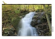 Crabtree Falls In The Fall Carry-all Pouch