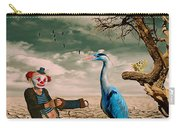 Cracked IIi - The Clown Carry-all Pouch by Chris Armytage