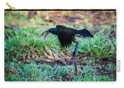Grackle In The Morning  Carry-all Pouch