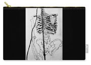 Crackling Bones Carry-all Pouch